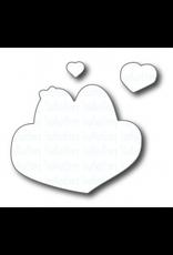 Your Next Stamp Penguin Love Die Set