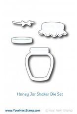 Your Next Stamp Honey Jar - Shaker Die Set