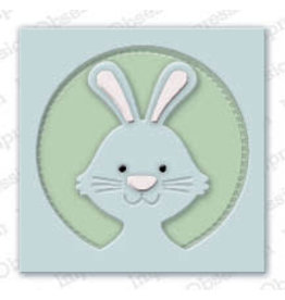 Impression Obsession Bunny Frame - Die