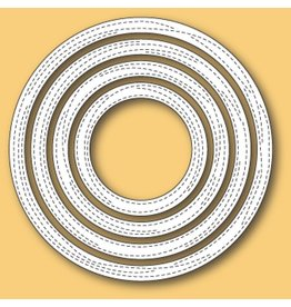 Memory Box Open Studio - Wrapped Circles (25%)