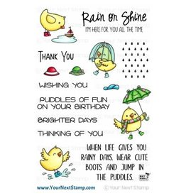 Your Next Stamp Puddles of Fun - Clear Stamp Set