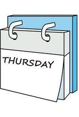 DIE CLUB w/Leanna:  3rd Thursday of Month