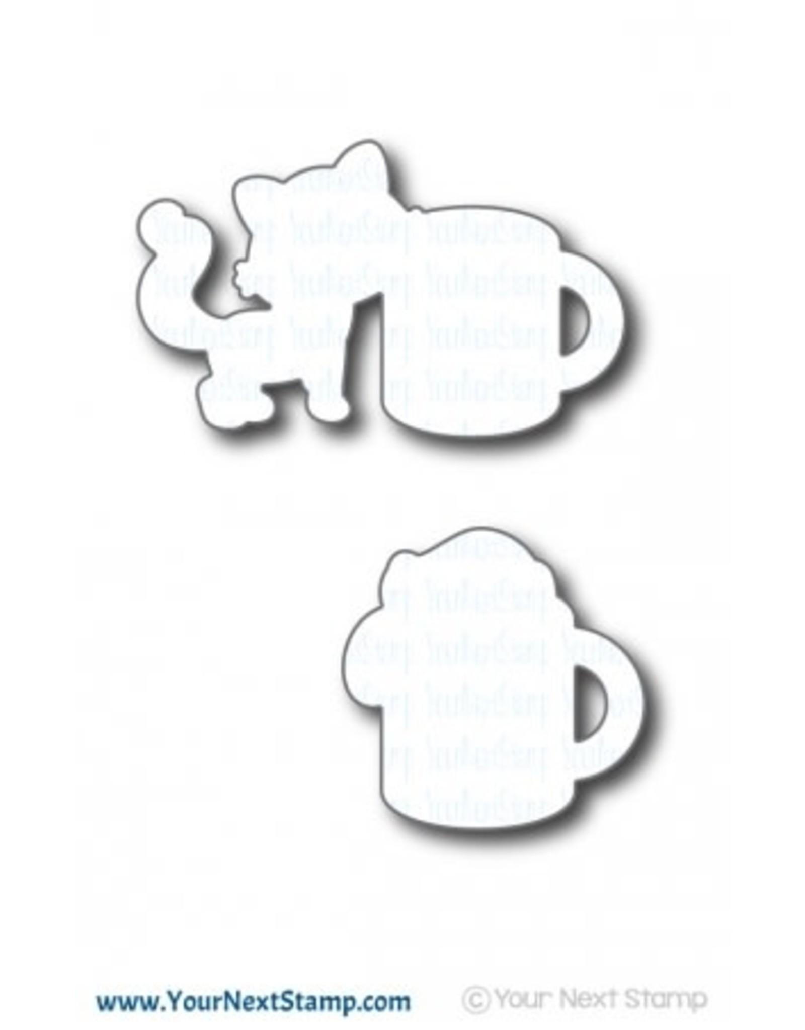 Your Next Stamp Coffee Break - Die Set