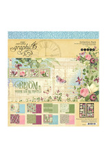 Graphic 45 Bloom - 12x12 Collection Pack