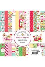Doodlebug Design Inc. Christmas Magic - 6x6 Paper Pad