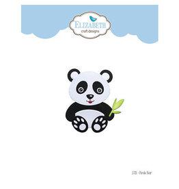 Elizabeth Craft Designs Panda Bear - Die