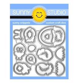 Sunny Studio Chickie Baby - Die Set