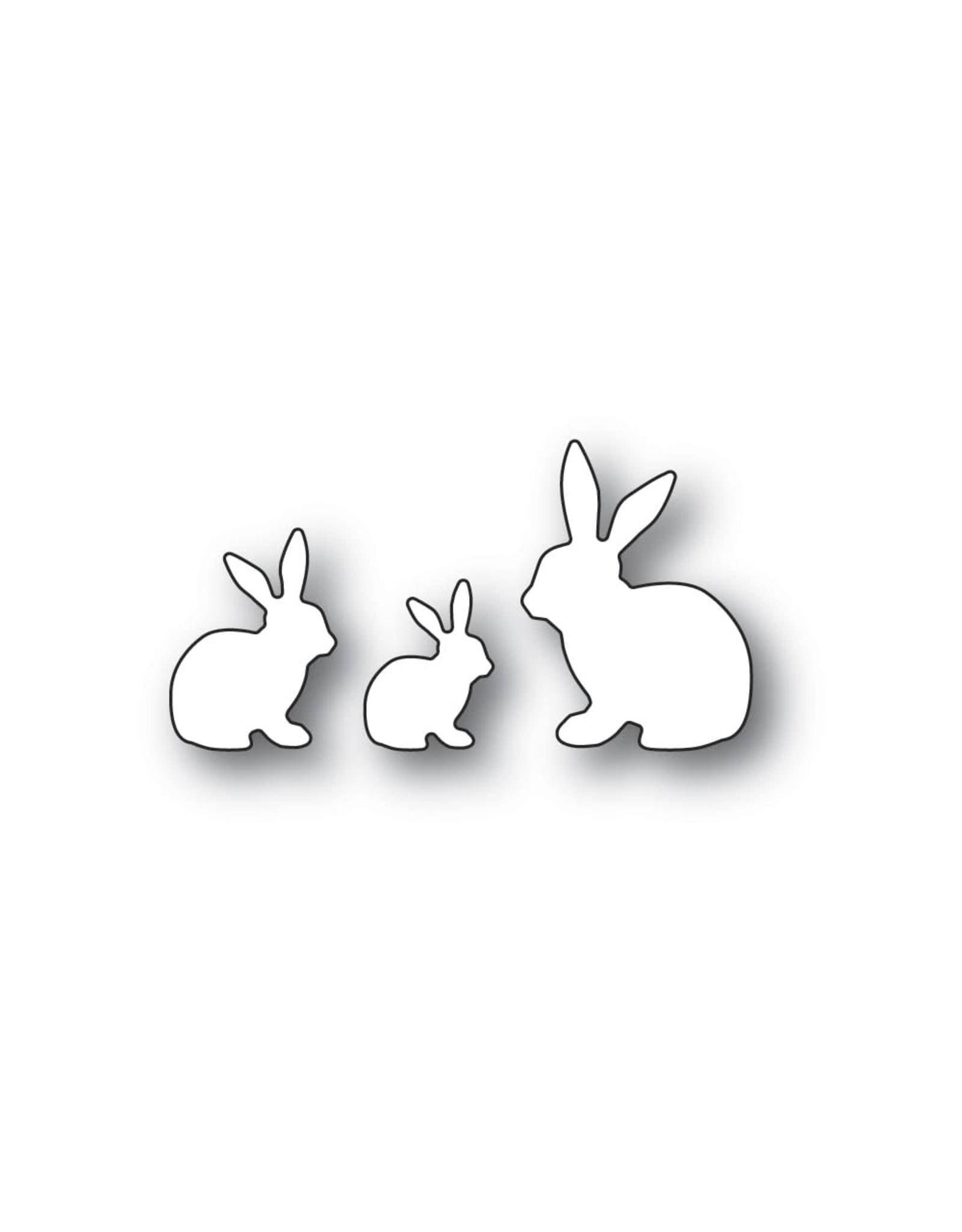 Memory Box Little Bunny Trio - Die