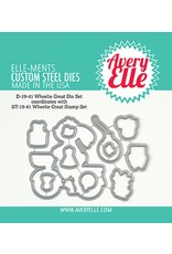 Avery Elle Wheelie Great - Die Set