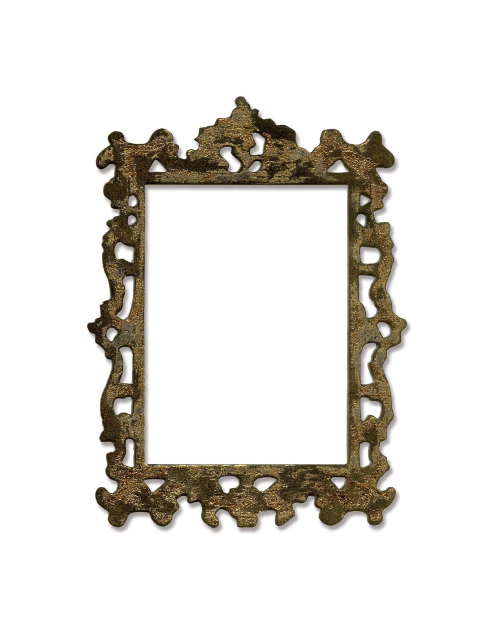 Ellison/Sizzix Ornate Frame #2 (Bigz) - Die (RETIRED) (25%)