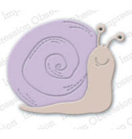 Impression Obsession Snail (IO) - Die