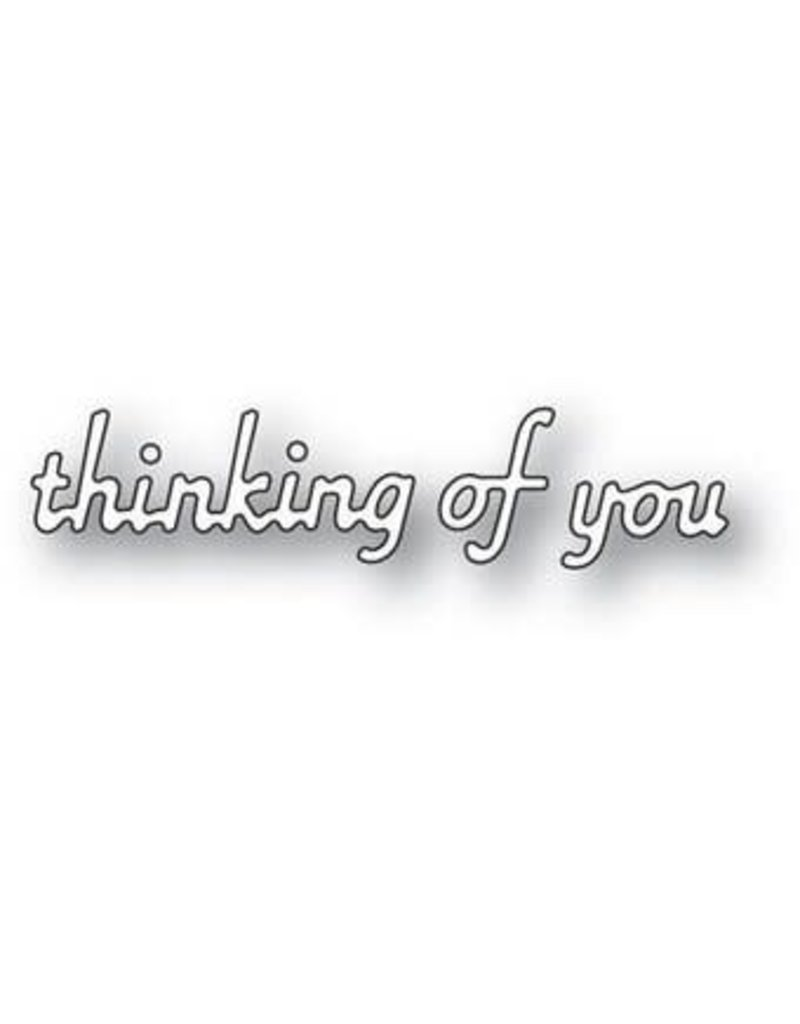 Memory Box Thinking of You (Simple) - Die (25%)