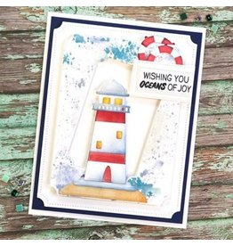 Elizabeth Craft Designs Lighthouse - Die