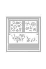 Ellison/Sizzix Multi-Window Shaker Pocket - Framelits (Retiring) (40%)
