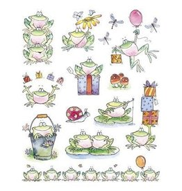 Penny Black Pond-Side Celebration - Stickeroos