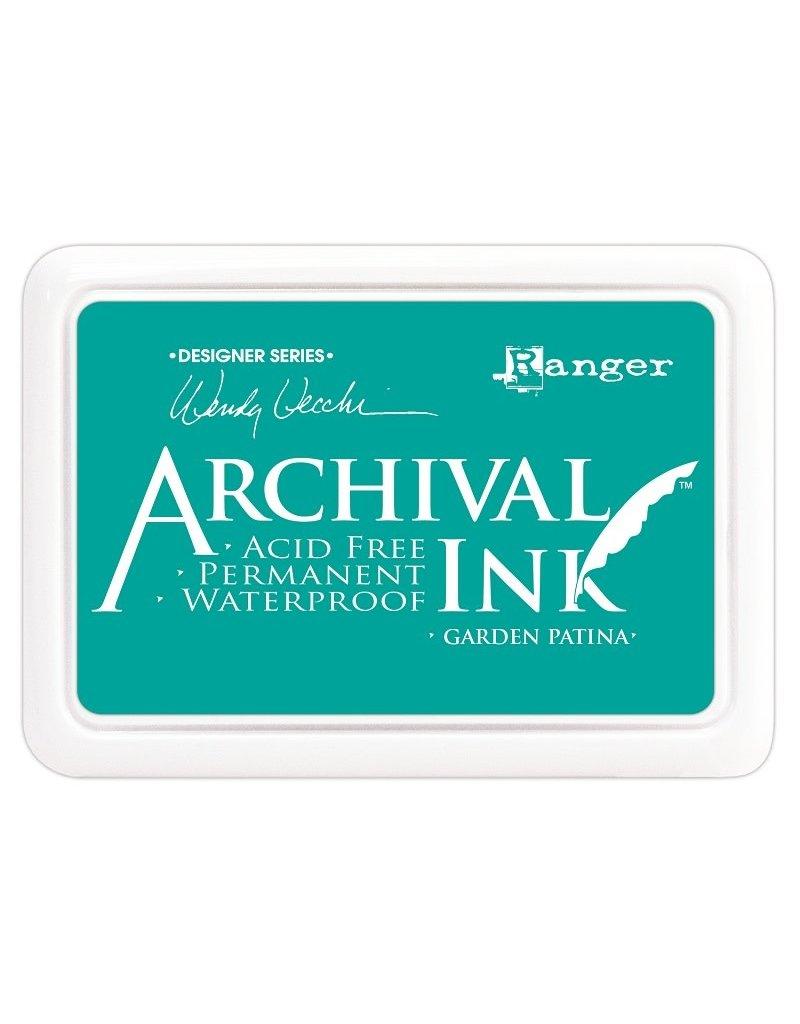 Ranger Archival Ink - Garden Patina