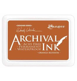 Ranger Archival Ink - Orange Blossom