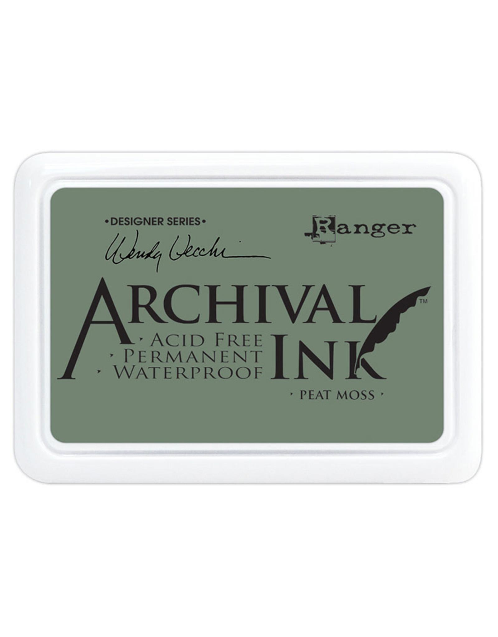 Ranger Archival Ink - Peat Moss