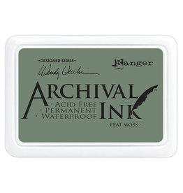 Ranger Archival Ink - Peat Moss
