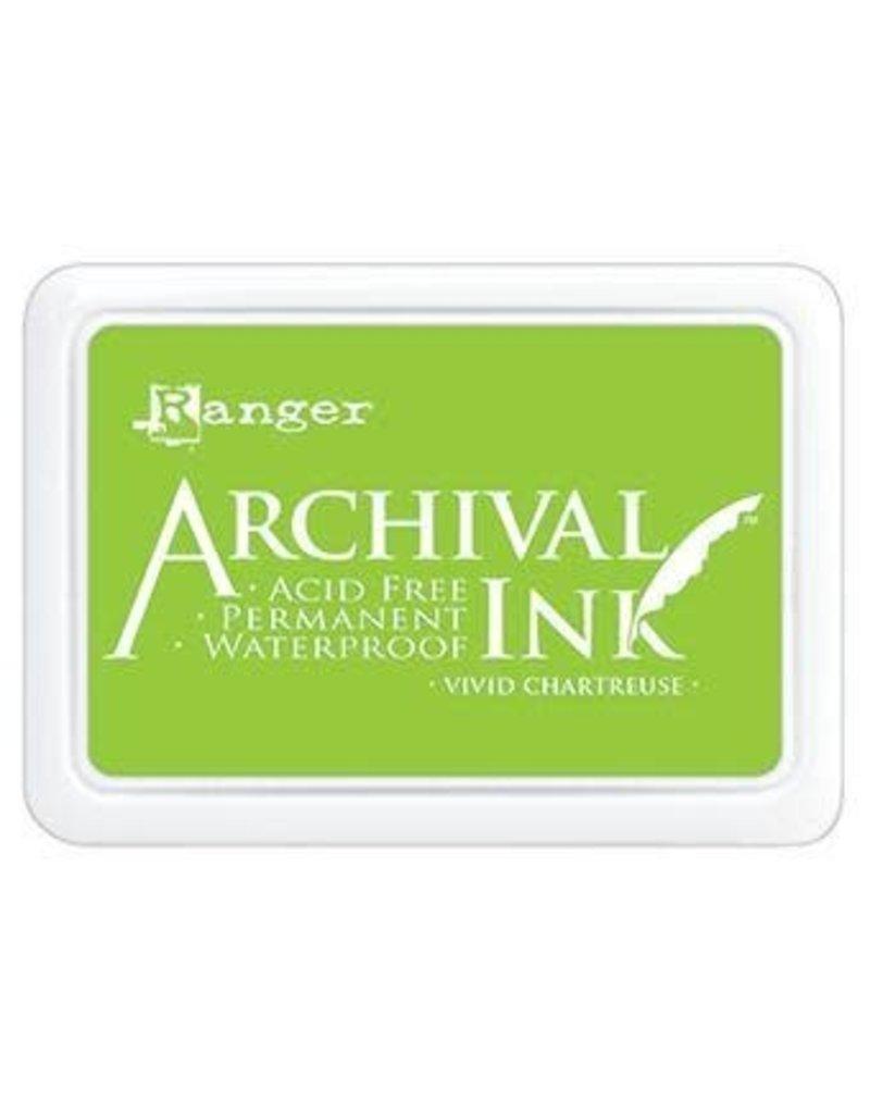 Ranger Archival Ink - Vivid Chartreuse