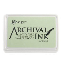 Ranger Archival Ink - Sap Green