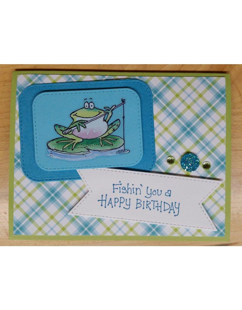 Penny Black Pond-Side Celebration - Stickeroos