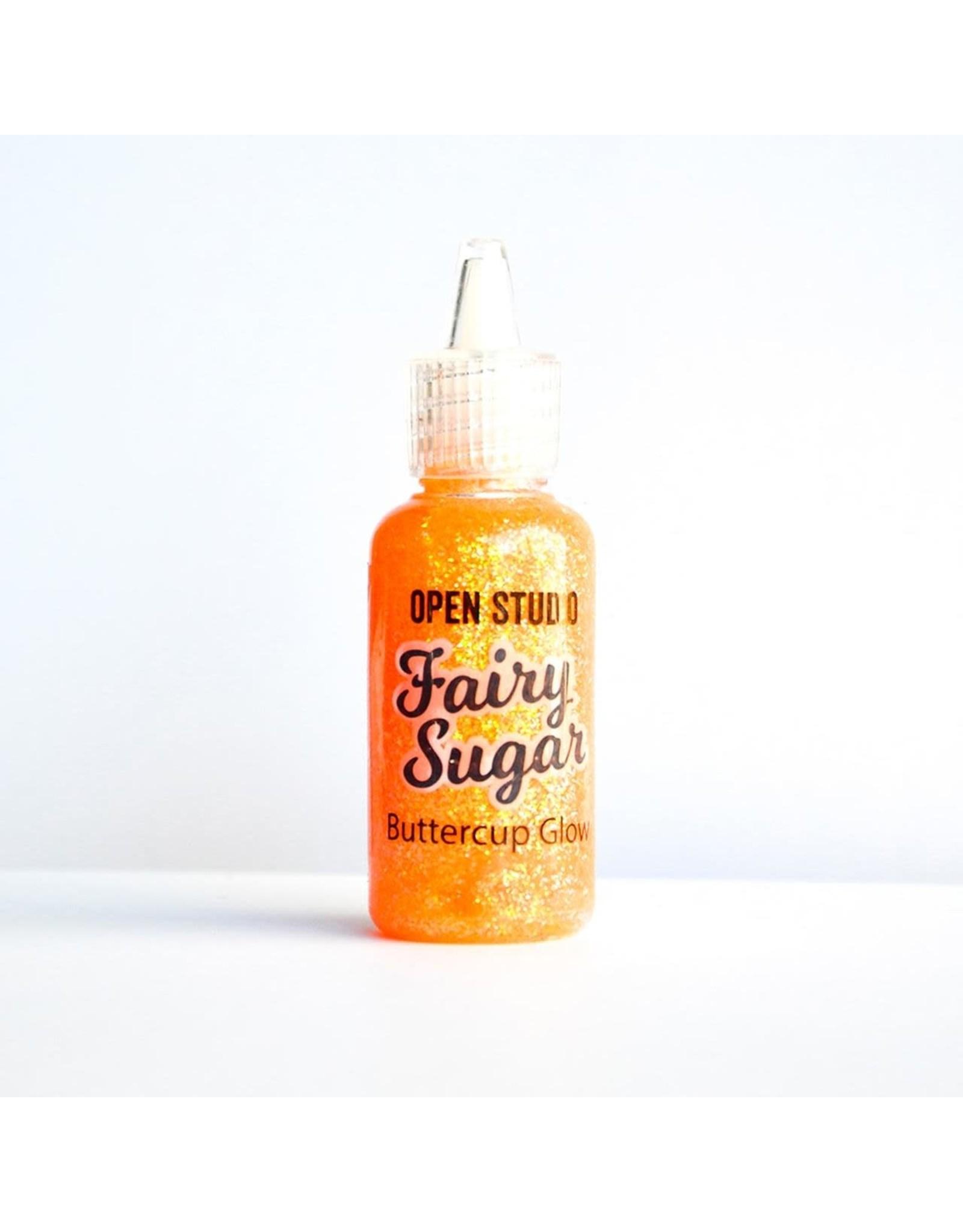 Memory Box Open Studio Fairy Sugar - Buttercup Glow