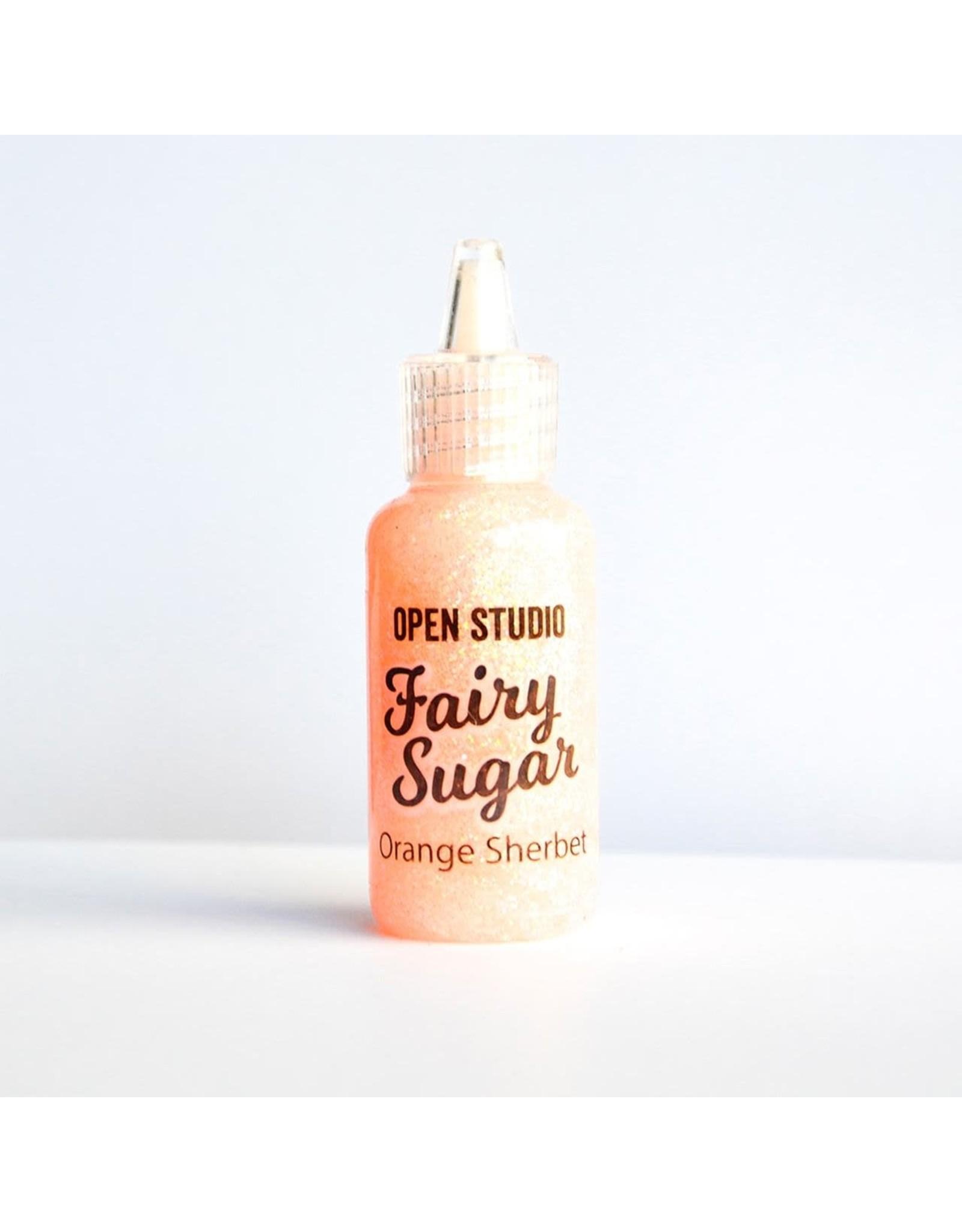 Memory Box Open Studio Fairy Sugar - Orange Sherbet