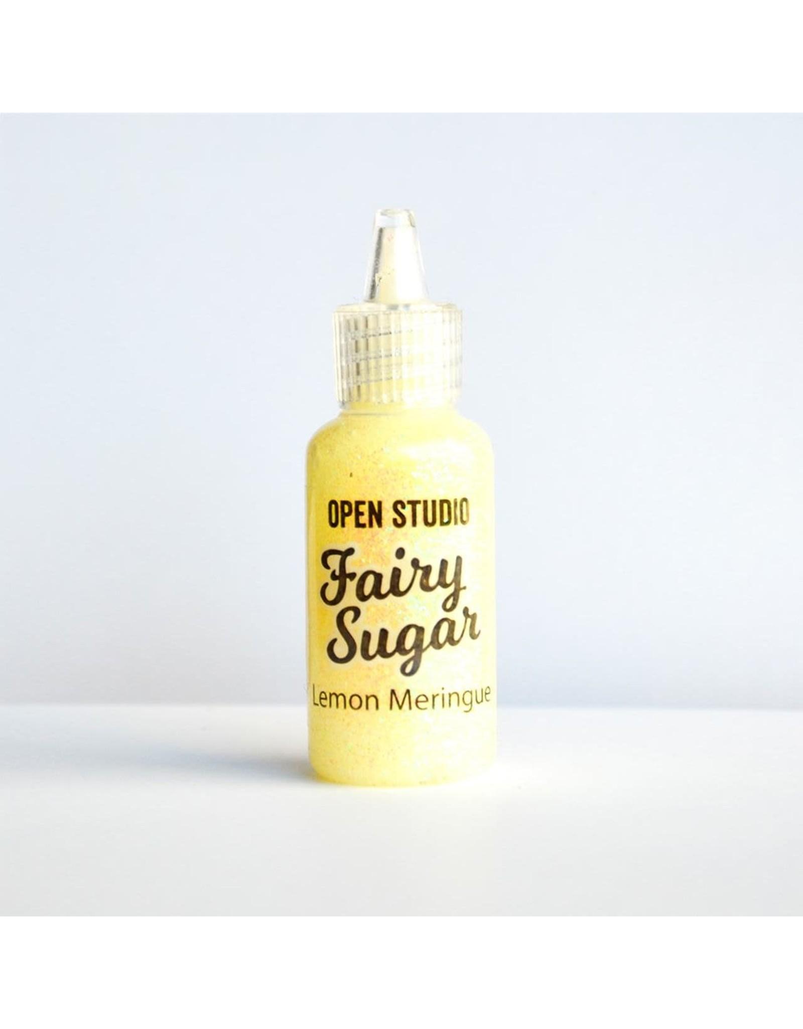 Memory Box Open Studio Fairy Sugar - Lemon Meringue