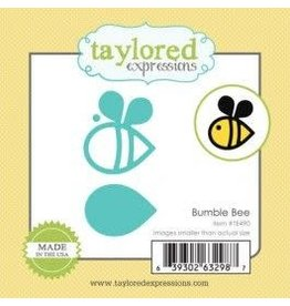 Taylored Expressions Bumble Bee (Little Bits) - Die