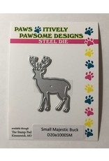Paws-Itively Pawsome Designs Small Majestic Buck - Die