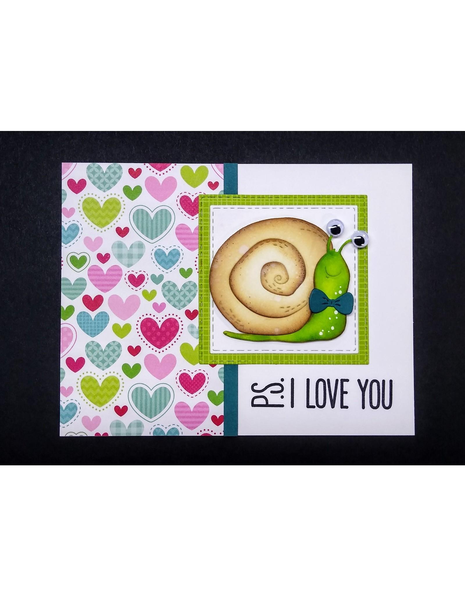 Impression Obsession Snail (IO) - Die