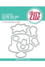 Avery Elle Cake For All Die (RETIRED) (25%)