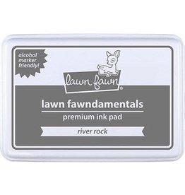 Lawn Fawn Lawn Fawndamentals Dye Ink Pad - River Rock