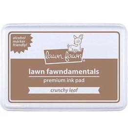 Lawn Fawn Lawn Fawndamentals Dye Ink Pad - Crunchy Leaf