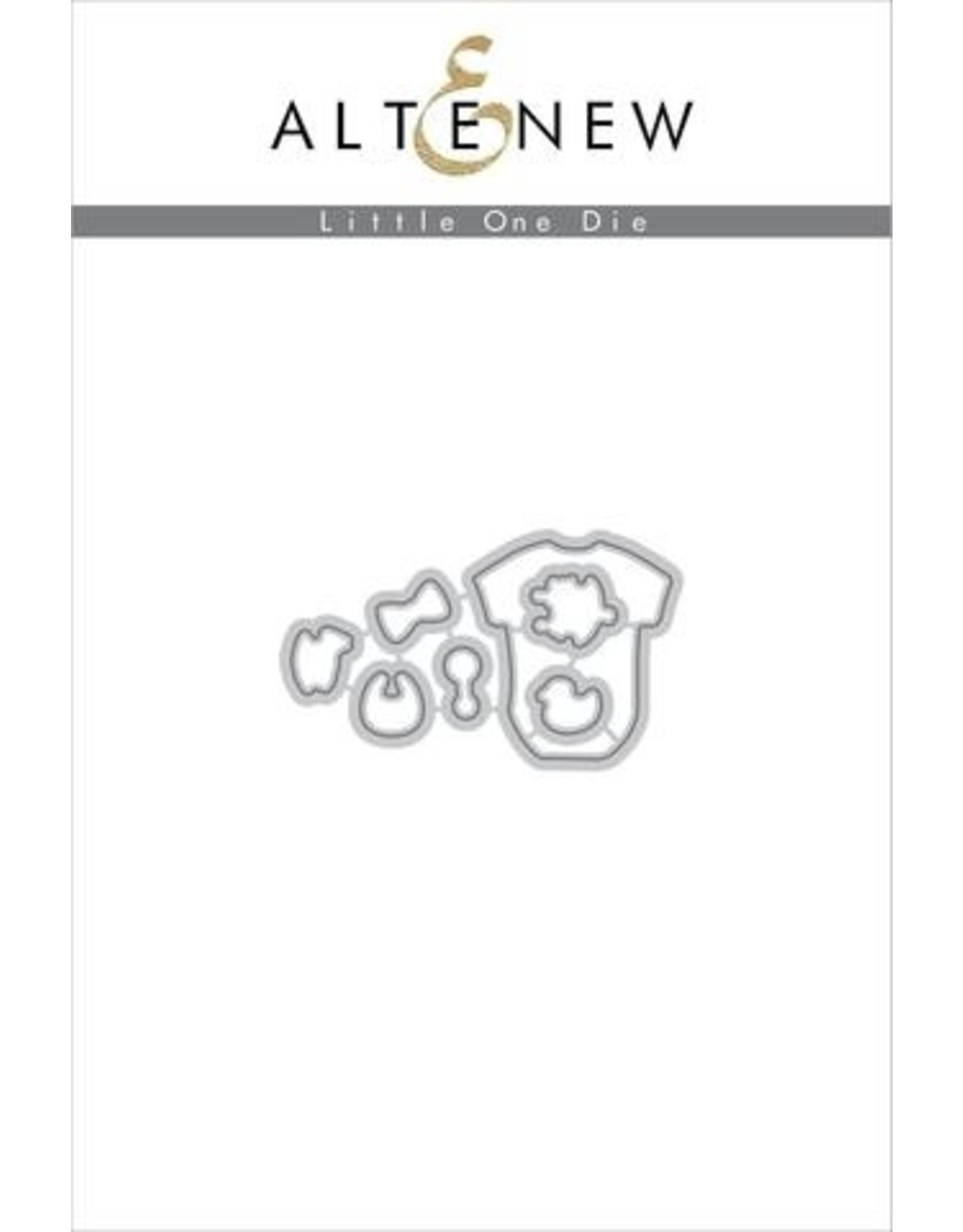Altenew Little One - Clear Stamp Set