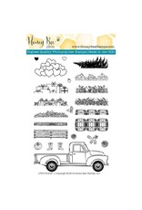 Honey Bee Stamps Little Pickup - Clear Stamp Set