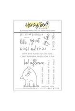 Honey Bee Stamps Bad Influence - Clear Stamp Set