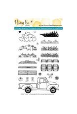 Honey Bee Stamps Little Pickup - Die Set