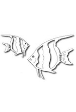 Frantic Stamper Inc Angel Fish Set - Dies