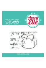 Avery Elle Hoppy Easter - Die Set
