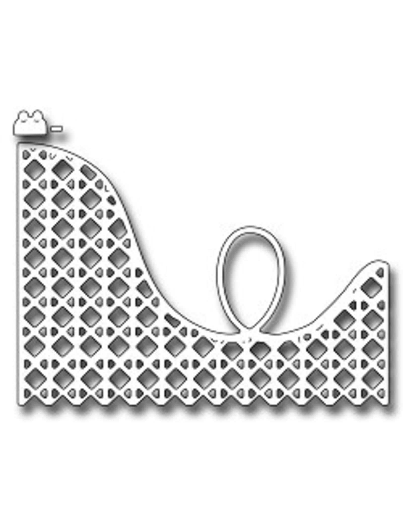 Frantic Stamper Inc Loop Roller Coaster - Die