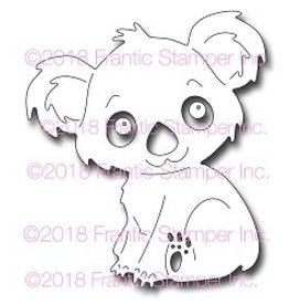 Frantic Stamper Inc Kiki the Koala - Die