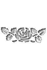 Frantic Stamper Inc Reverse Cut Dutch Roses - Die