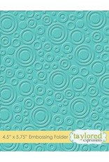 Taylored Expressions On the Spot - Embossing Folder