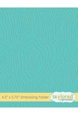 Woodgrain - Embossing Folder