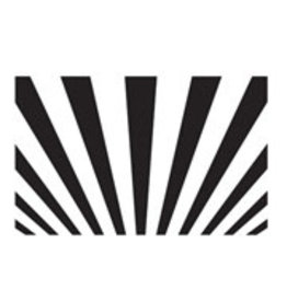 Darice, Inc. Sun Rays Background - Embossing Folder