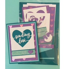 Sending Love Card Kit