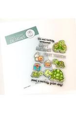 Gerda Steiner Designs Turtley Great! - Die Set