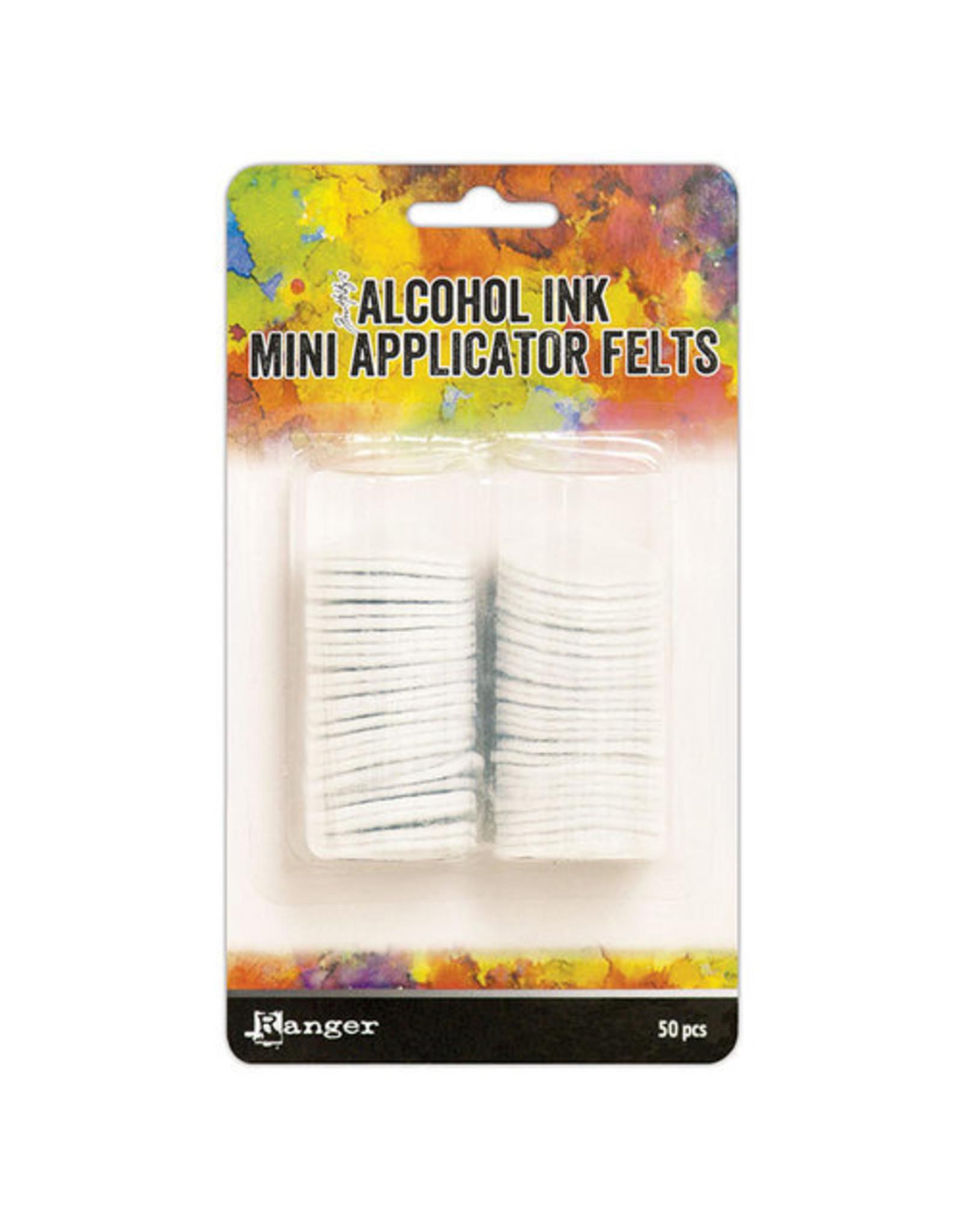 Ranger Alcohol Ink Mini Applicator Felts (50pcs)